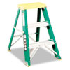 Louisville Folding Fiberglass Step Stool