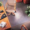 DEFCM14113 SuperMat Studded Beveled Mat for Medium Pile Carpet, 36w x 48h, Clear DEF CM14113