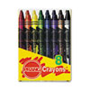 DIX00000 Crayons Made with Soy, 8 Colors/Box DIX 00000