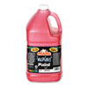 DIX10601 Washable Paint, Red, 1 gal DIX 10601