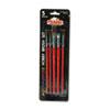 Prang Hobby Five-Brush Set