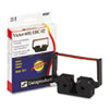 DPSR2087 R2087 Compatible Ribbon, Black/Red DPS R2087