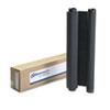 DPSW0001 W0001 Compatible Ribbon, Black DPS W0001