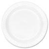 Dart Concorde Non-Laminated Foam Dinnerware