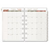 Day Runner Monthly Planning Pages Refill