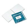 EKOR Wirebound Check Register Accounting System, 8 3/4 x 10, 40-Page Book EKO R