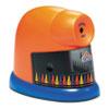 EPI1680 CrayonPro Electric Crayon Sharpener with Replacable Blade, Orange EPI 1680