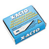 EPIX602 #2 Bulk Pack Blades for X-Acto Knives, 100/Box EPI X602