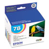 Epson® T078120, T078220, T078320, T078420, T078520, T078620, T078920 Ink Cartridge | www.SelectOfficeProducts.com