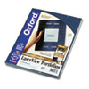 Oxford Laserview Executive Pocket Folders