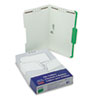 Pendaflex Colored Folders With Embossed Fasteners