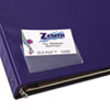 Oxford Top Load Self-Adhesive Business Card Holder