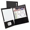 Oxford Laminated Twin Pocket Folders