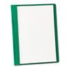 Oxford Clear Front Standard Grade Report Cover