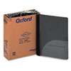 Oxford Clear Front Report Cover with Pocket and CD Slot