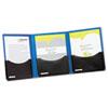 Oxford® Fold It Up™ Pocket Folder | www.SelectOfficeProducts.com