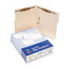 ESSM13U13 Folders with Two Bonded Fasteners, 1/3 Cut Top Tab, Letter, Manila, 50/Box ESS M13U13