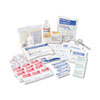 First Aid Only Bulk First Aid Refill Kit for Up to 25 People