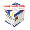 First Aid Only Antiseptic Cleansing Wipes