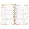 FranklinCovey Blooms Dated Weekly/Monthly Planner Refill