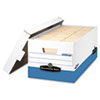 Bankers Box® PRESTO™ Heavy-Duty Storage Boxes | www.SelectOfficeProducts.com