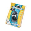 Fellowes Microban Five-Button Optical Mouse with Antimicrobial Protection