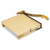 SWI1132 ClassicCut Ingento Solid Maple Paper Trimmer, 15 Sheets, Maple Base, 12