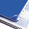 SWI25160 Unpunched Numbered Index Tabs, 5-Tab, 1-5, 9 x 11, White, 5/Set SWI 25160