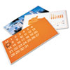 SWI3200578 HeatSeal Laminating Pouches, 3 mil, 9 x 14 1/2, 25/Pack SWI 3200578