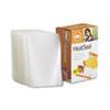 SWI3300371 HeatSeal Laminating Pouches, 7 mil, 2 3/16 x 3 11/16, Business Card Size, 100 SWI 3300371