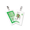 GBC SelfSeal Clear Laminating Pouches