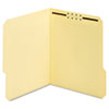 GLW24534 Manila Folders, One Fastener, 1/3 Tab, Letter, 50/Box GLW 24534