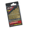 Great Neck 13-Piece DriveMaster Drill Bit Set
