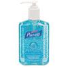 GOJ301212 Ocean Mist Instant Hand Sanitizer, 8oz. Pump Bottle, Blue GOJ 301212