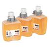 GOJ516203CT FMX-12 Foam Hand Wash, Orange Blossom, FMX-12 Dispenser, 1250ml Pump, 3/Carton GOJ 516203CT