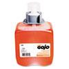 GOJ516203EA FMX-12 Foam Hand Wash, Orange Blossom, FMX-12 Dispenser, 1250ml Pump GOJ 516203EA