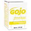 GOJ910212CT Enriched Lotion Soap Bag-in-Box Dispen. Refill, Lightly Scented,800ml, 12/Carton GOJ 910212CT