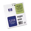 """HP Magneto Optical Disk, 5.25"""", 5.2GB, 2,048 Bytes/Sector, Rewritable"""