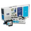 HP C4821A (HP80) Printhead & Cleaner, Cyan