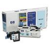 HP C4964A (HP83) UV Printhead & Cleaner, UV Light Cyan