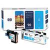 HP C5055A (HP90) Printhead & Cleaner, Cyan