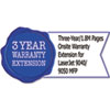 HP H7685E Three-Year/1.8M Pages Onsite Warranty Extension for LJ 9040/9050 MFP