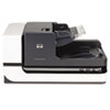 HP Scanjet N9120 Document Flatbed Scanner, 600 x 600 dpi, Black/Silver