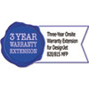 HP UE189E Three-Year Onsite Warranty Extension for Designjet 820/815 MFP