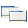 HOD639 All-Purpose/Vacation Plan-A-Board Calendar, 36 x 24 HOD 639