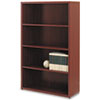 HON105534NN 10500 Series Bookcase, 4 Shelves, 36w x 13-1/8d x 57-1/8h, Mahogany HON 105534NN