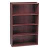 HON10754NN 10700 Series Bookcase, 4 Shelves, 36w x 13-1/8d x 57-1/8h, Mahogany HON 10754NN