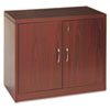HON115291AFNN 11500 Series Valido Storage Cabinet With Doors, 36w x 20d x 29-1/2h, Mahogany HON 115291AFNN