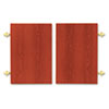 HON Optional Doors for 1870 and 1890 Series Laminate Bookcases