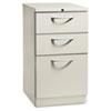 HON18720AQ Flagship Mobile Box/Box/File Pedestal, Arch Pull, 19-7/8d, Light Gray HON 18720AQ